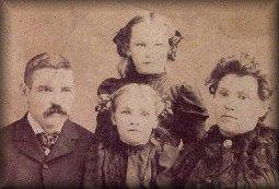 The Joseph Hooker Williams Family