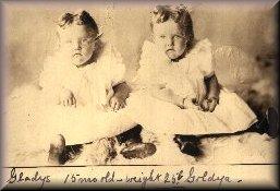 Gladys & Goldya Morrison