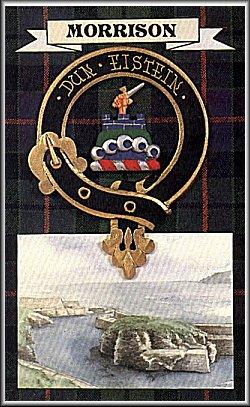 Morrison badge